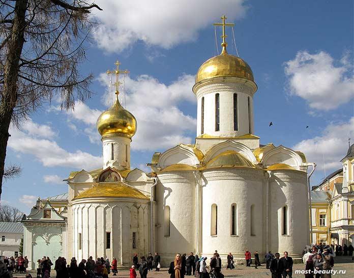 самые высокие православные храмы