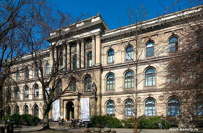 Музей естествознания. Берлин