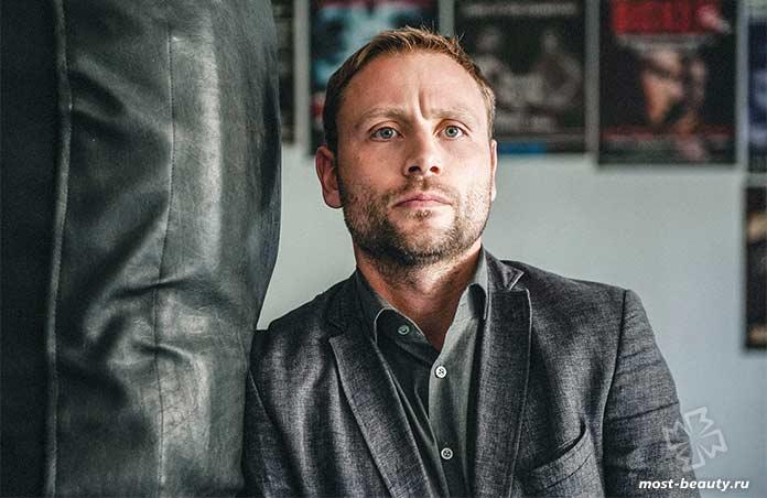 Макс Римельт- прекрасный актёр из Германии