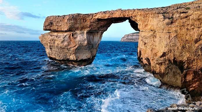 15 туристических направлений, которые больше не существуют: Лазурное окно Мальы.cc0