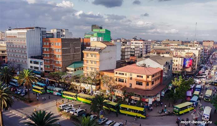 Топ-20 достопримечательностей Кении: Найроби.cc0