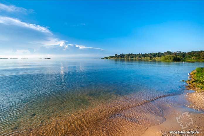 Достопримечательности Кении: Озеро Виктория.cc0