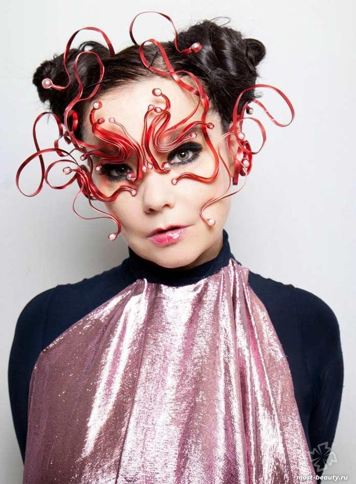 Красивая исладка Björk Guðmundsdottir