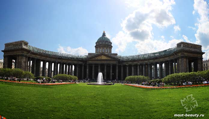 Казанский собор Питер. CC0