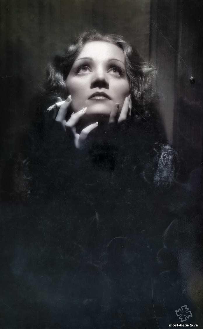 Марлен Дитрих. CC0