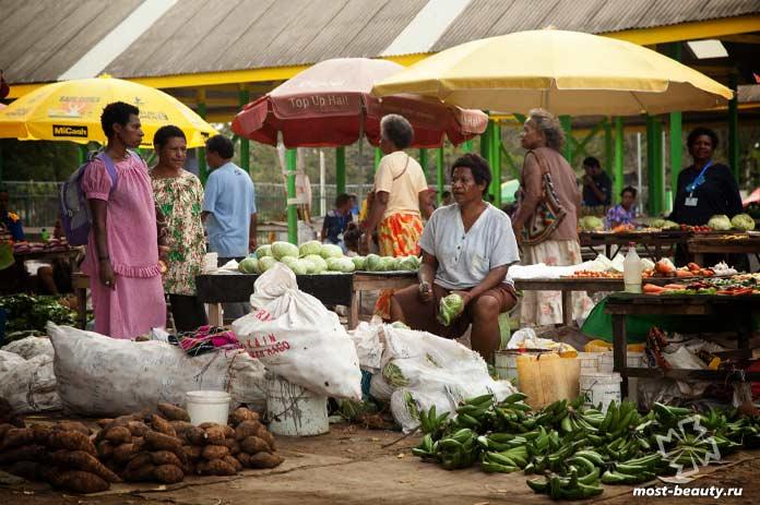 Местные базары