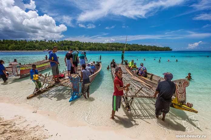 Новая Гвинея. CC0