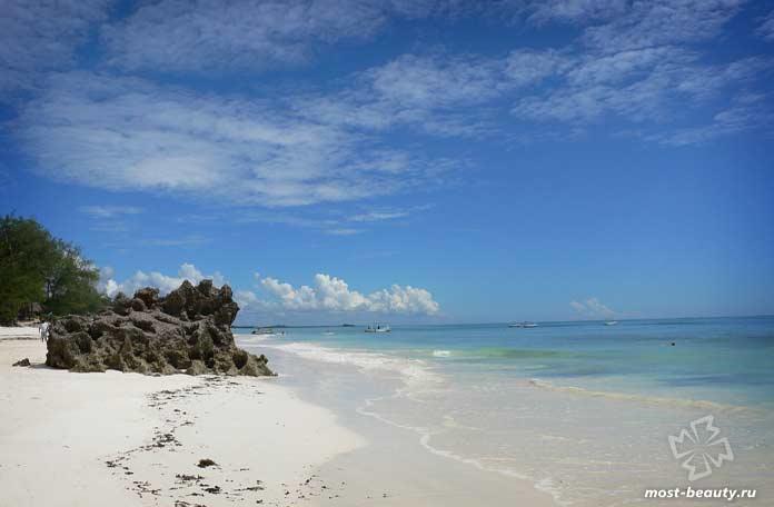 Пляжи Кении. CC0