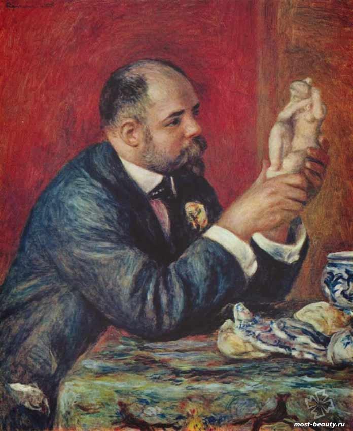 Портрет Амбруаза Воллара