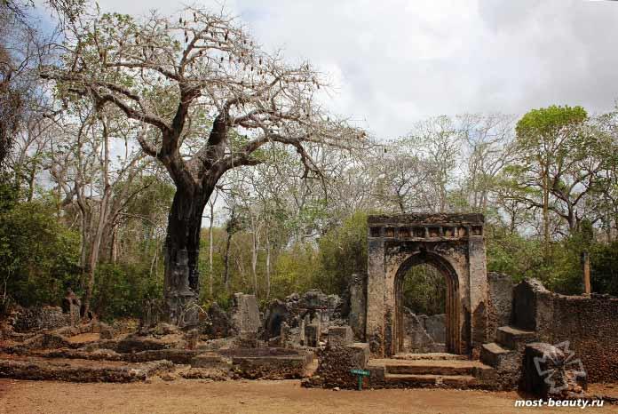 Достопримечательности Кении: Руины Геди