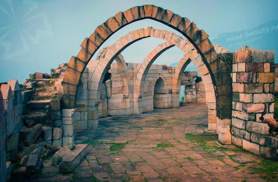 Руины. CC0
