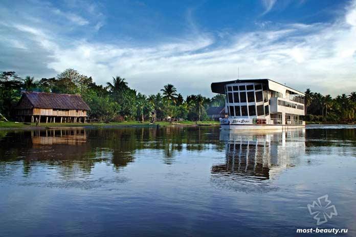 Сепик - одна из причин чтобы побывать в Папуа-Новой Гвинее