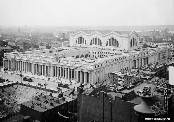 Исчезнувшие туристические направления: Вокзал Пенсильвании. CC0
