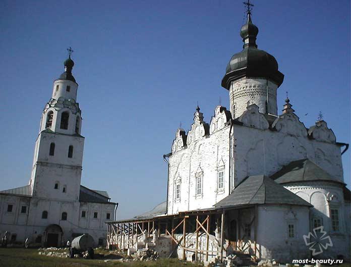 Успенский собор и монастырь Свияжска. сс0