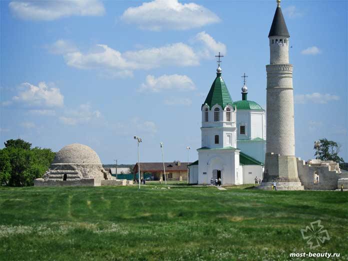 Булгарский историко-архитектурный комплекс