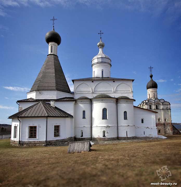 Ферапонтов монастырь. CC0