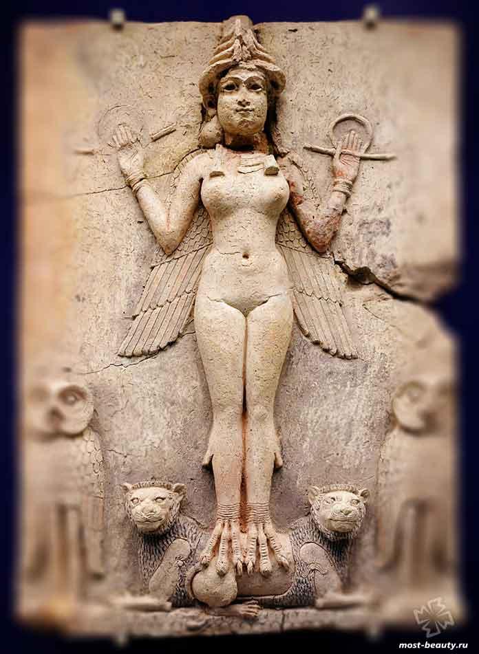 Царица ночи Лилит - первая жена Адама. CC0