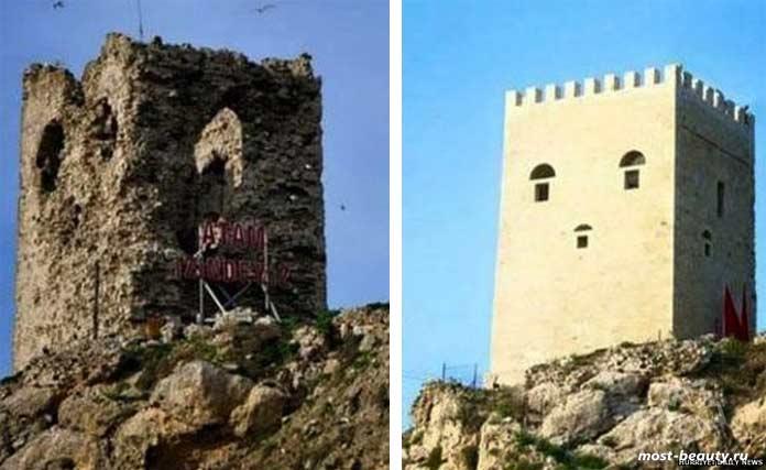 Замок Окаклы Ада