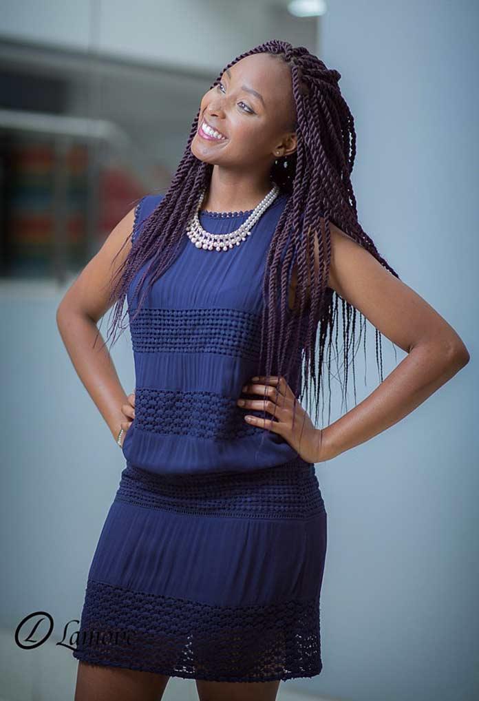 Tamara Makindu женщина Кении