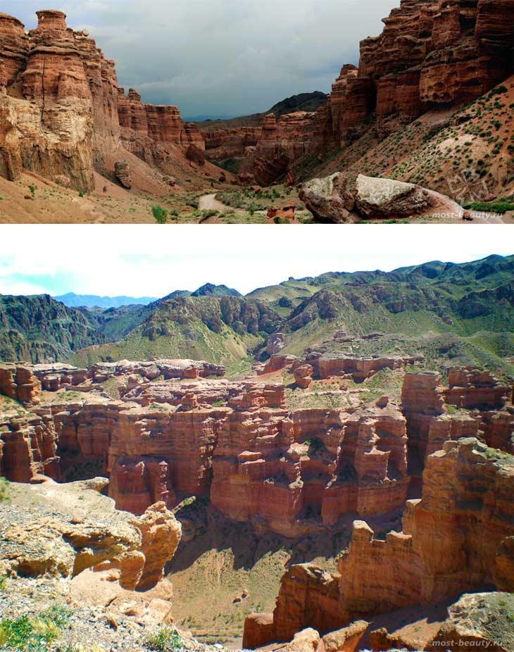 Чарынский каньон. CC0