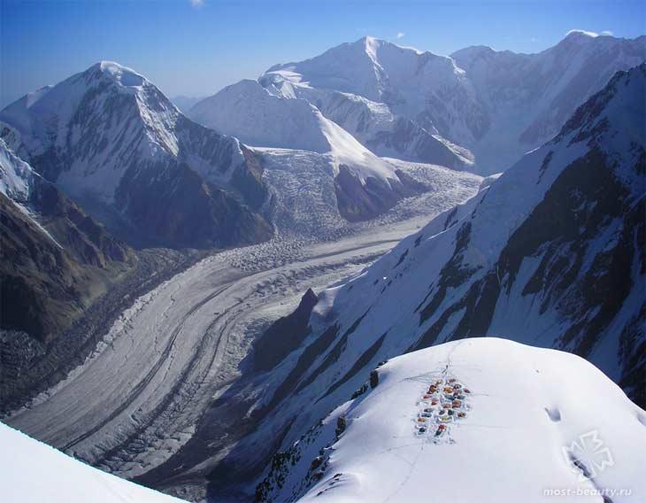 Khan Tengri. CC0