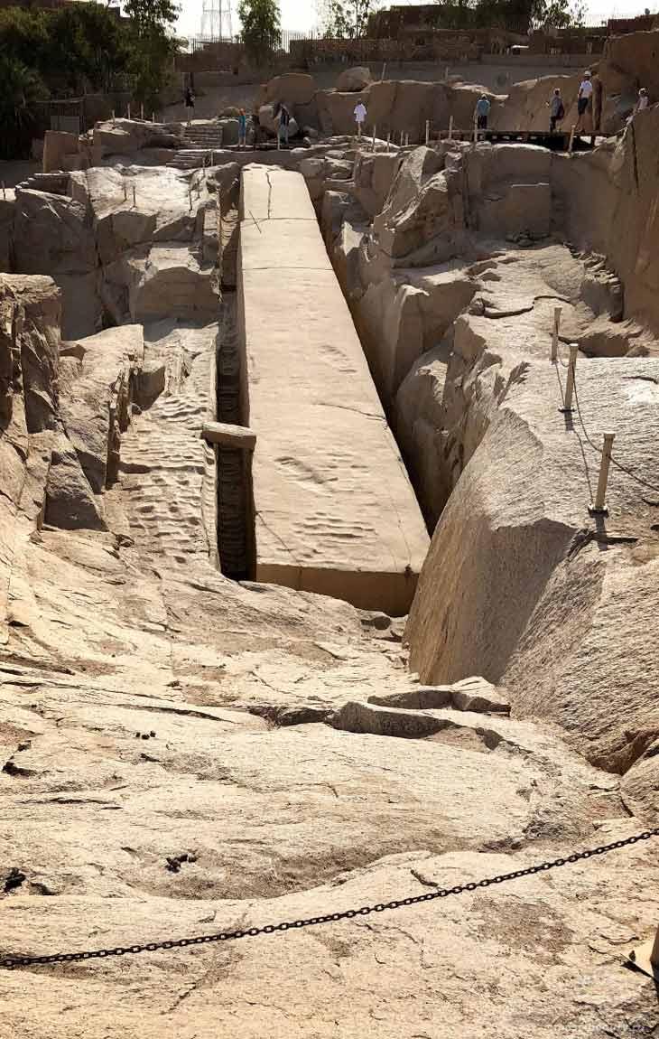 Древнеегипетский обелиск. CC0