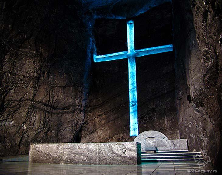 Соляной собор Сипакиры. CC0