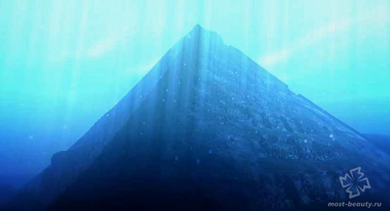 Пирамиды озера Фусань