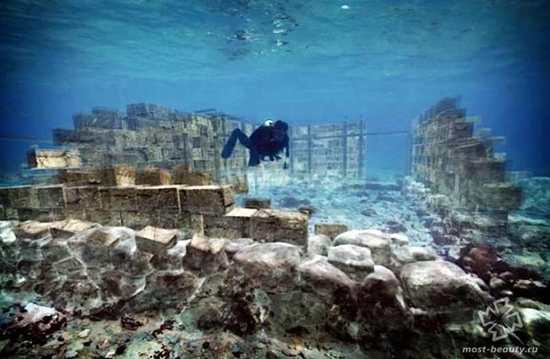 Подводный Город Павлопетри