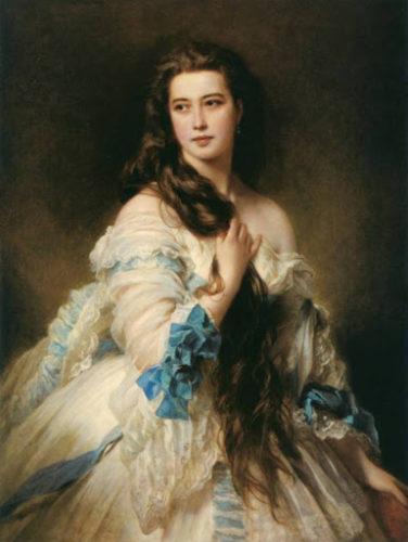 Самые красивые женщины в истории России