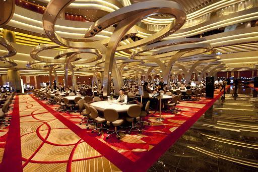 ТОП-10 самых красивых казино мира