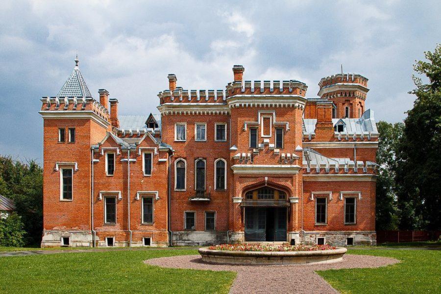 Замок Ольденбургского