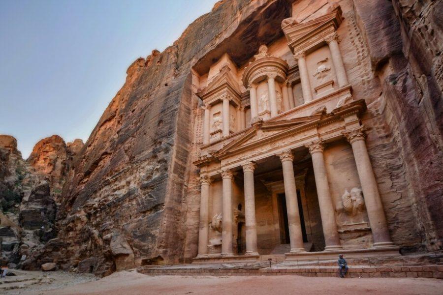 Мавзолей Эль-Хазне, Иордания
