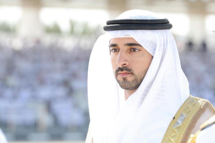 Наследный принц Дубая шейх Хабдан бин Мохаммед