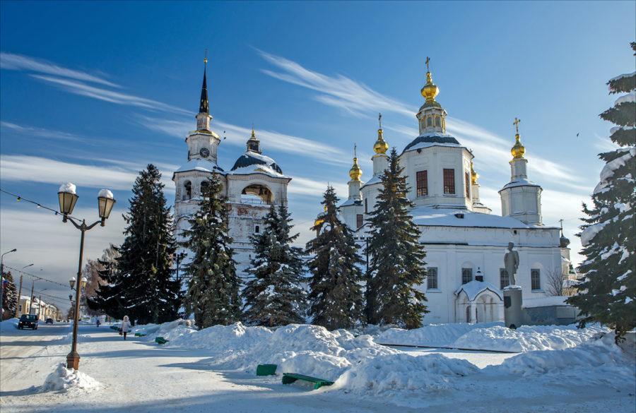 Великий Устюг, Россия