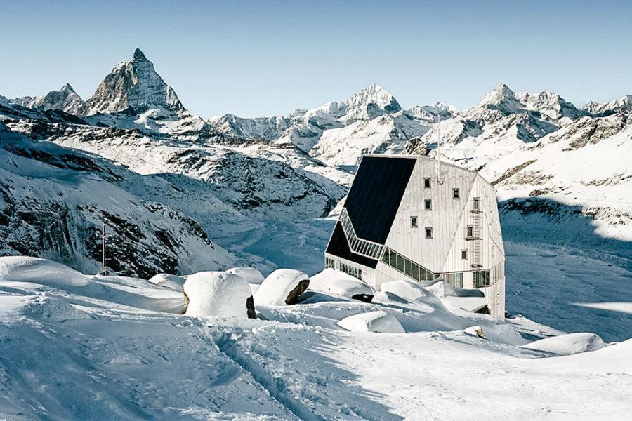 Монте-Роза-Хат Швейцария
