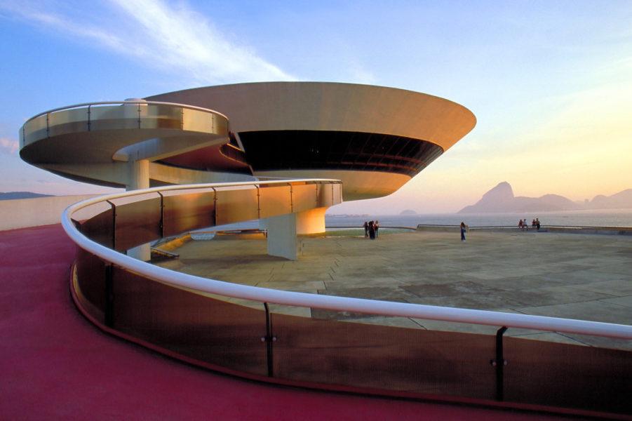 Музей современного искусства Бразилия