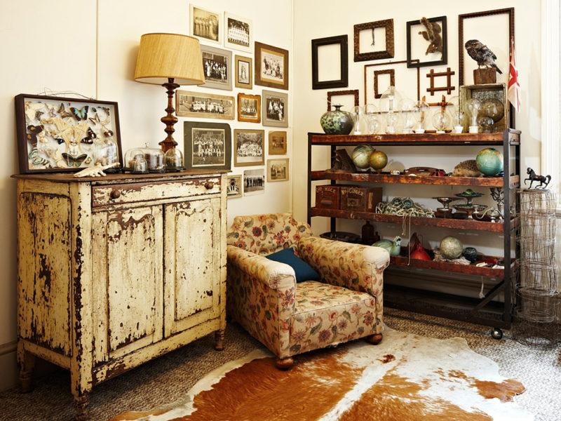 Южная Африка старой мебели не место в доме