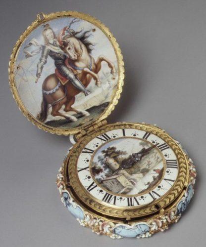 Часы Жака Гуллона