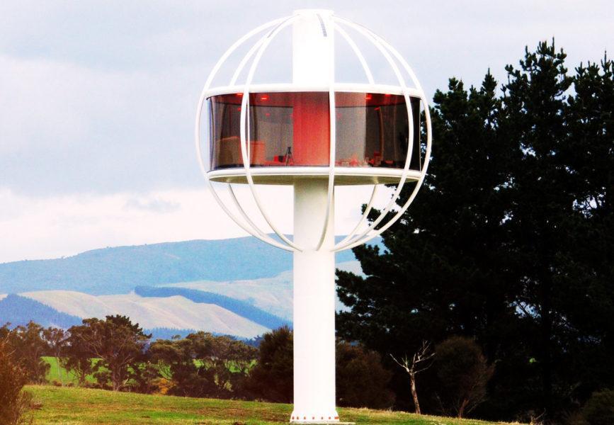 Дом-сфера (Новая Зеландия)