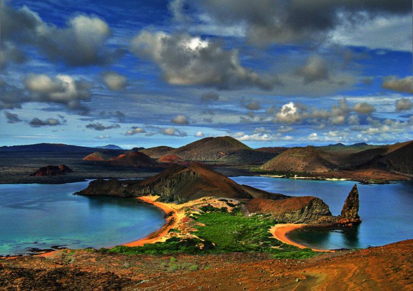Галапагосский морской заповедник