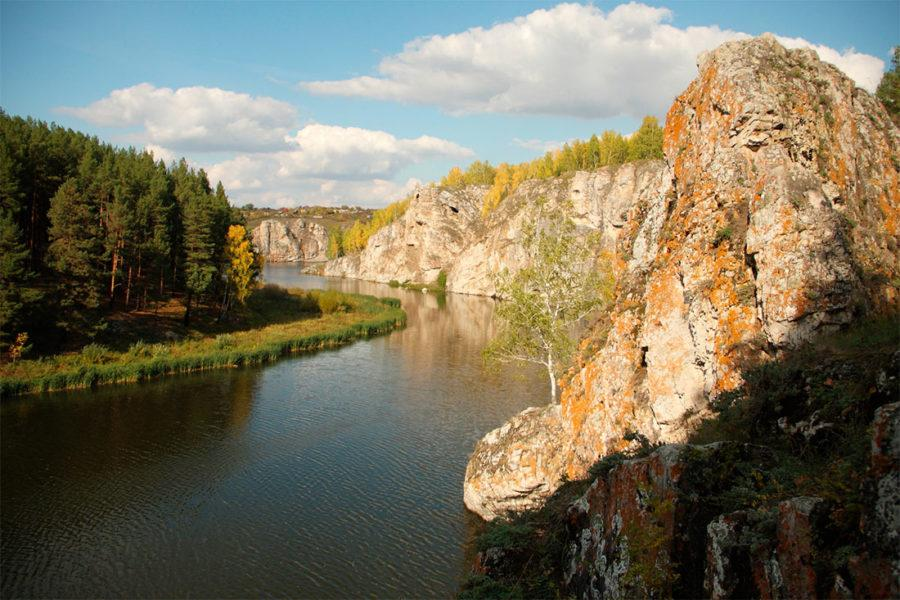 Исетский каньон