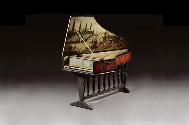 Клавесин работы Джозефа Иоганна Коше