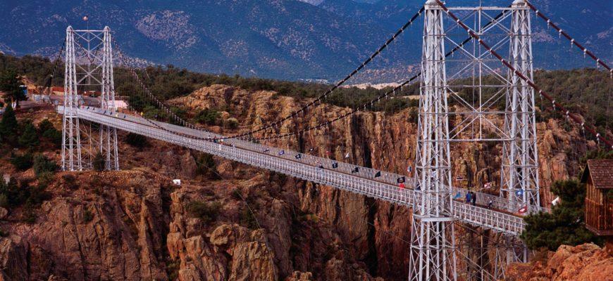 Мост Королевского ущелья
