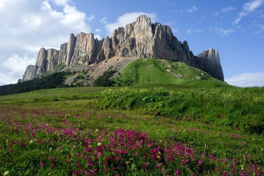 Природный парк Большой Тхач