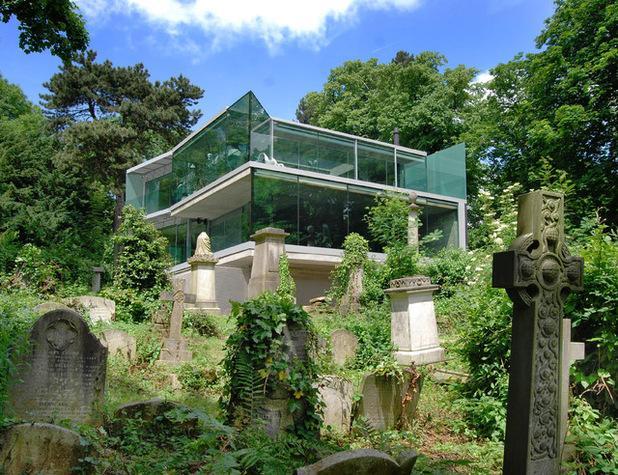 Стеклянный дом (Великобритания)