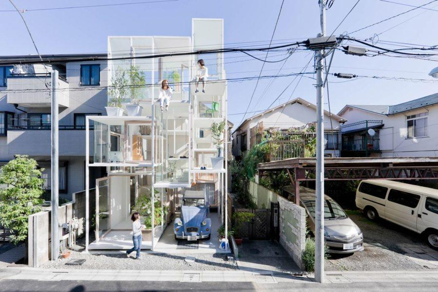 Стеклянный дом (Япония)