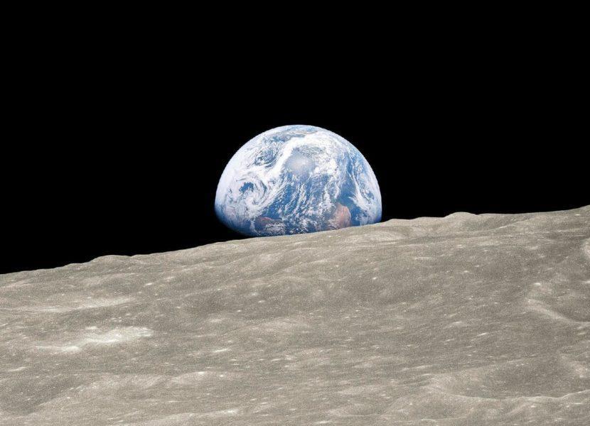 Восход Земли