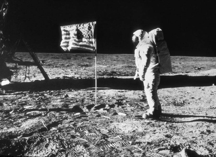 Высадка человека на Луну