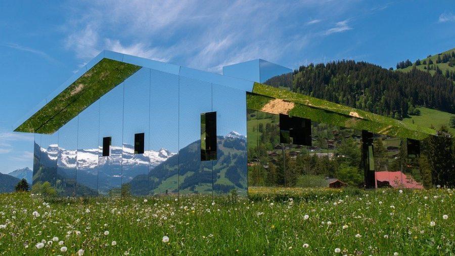 Зеркальный дом (Великобритания)